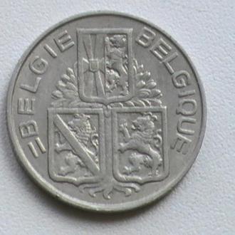 1 Франк 1945 г Бельгия 1 Франк 1945 р Бельгія