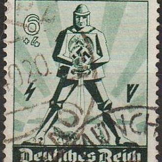 1940 - Рейх - День труда Mi.745 _гаш
