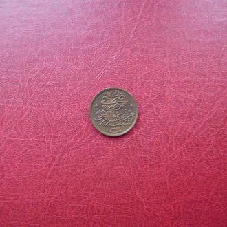 Египет 1/20 кирша 1327/6 - 1913 Мехмед V Редкая