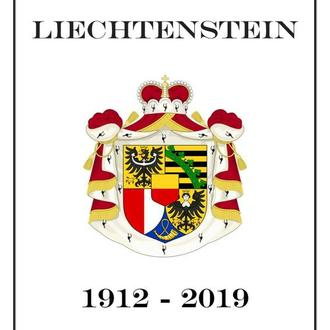 Ліхтенштейн 1912-2019 (211 сторінок)