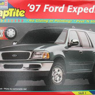 Сборная модель автомобиля Ford '97 Expedition 1:25 Revell