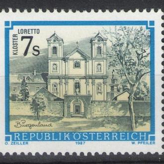 Австрия - архитектура 1987 - Michel Nr. 1894 **