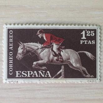Испания. Спорт.