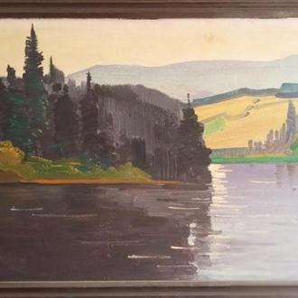 Картина ГАРАГОНИЧ ОЛЕГ (1952 – 2014 гг )
