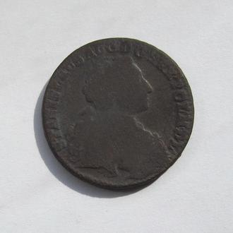 3 гроша 1766г, Станислав Август  г. Краков R1 Бюст