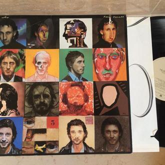 The Who : Face Dances (USA) + POSTER LP