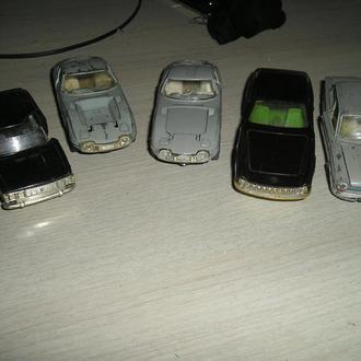 Лот ремейков Тойота, Форд кортина и др.