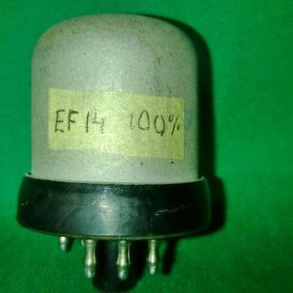 Радиолампа EF 14 RFT