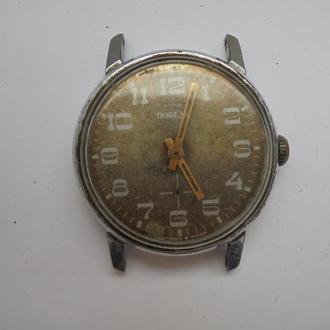 Часы механические ПОБЕДА. (№387).