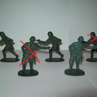 Солдатики немцы