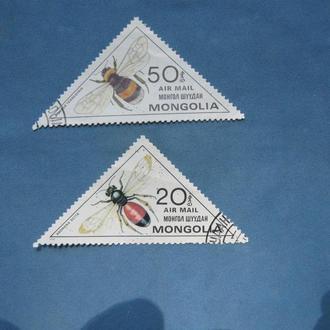 Монголия 1979 год Фауна