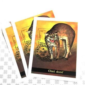 Почтовая марка «Мадагаскар»