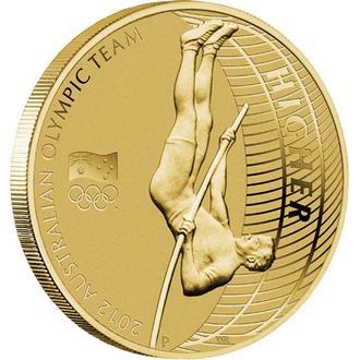 АВСТРАЛИЯ. The Perth Mint. 2012. Набор из трех монет 1$. London 2012..