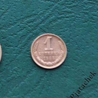 1 копейка 1988 г. СССР