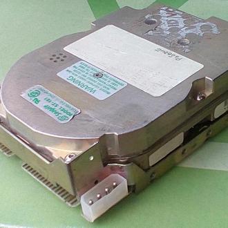 42MB HDD Seagate ST151 винчестер MFM 1989г