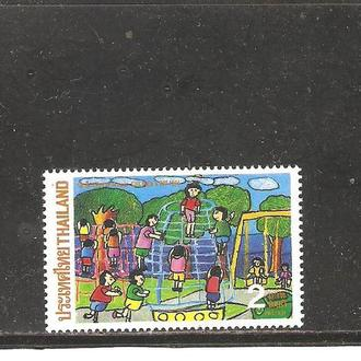 Фауна Таиланд  (одиночка)  1994г. MNH  (см. опис.)
