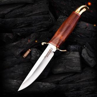 Финка НКВД Златоуст Росоружие шикарный нож с прямым лезвием Фінка НКВС
