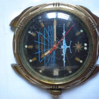 часы Восток Командирские рабочий баланс 03066