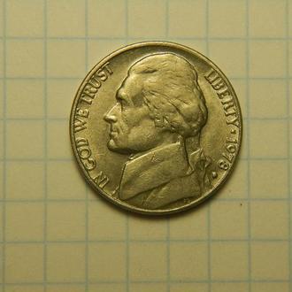 5 центов 1981 г.