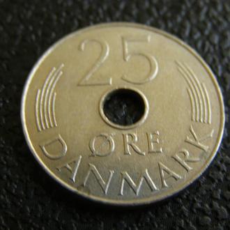 25 эре Дания 1979