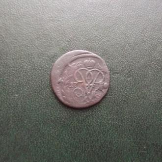 Деньга 1760г.