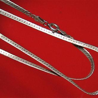 Цепочка серебро 925 проба 4,63 гр длина 47 см