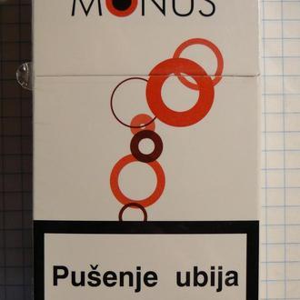 Сигареты MONUS
