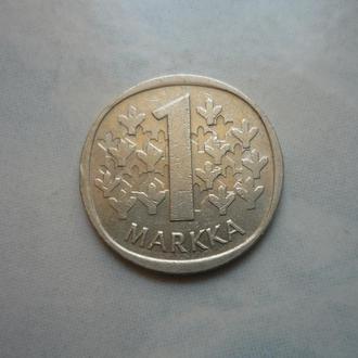 Финляндия 1 марка 1983 N