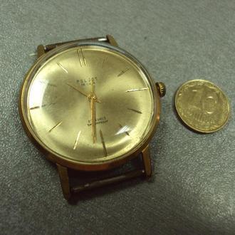часы наручные циферблат механизм полет делюкс позолота № 37