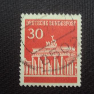 ФРГ 1959 гаш.