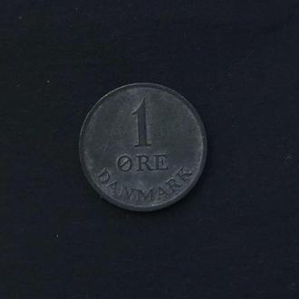 1 эре  Дания B5.18 Год может не соответствовать как на фото