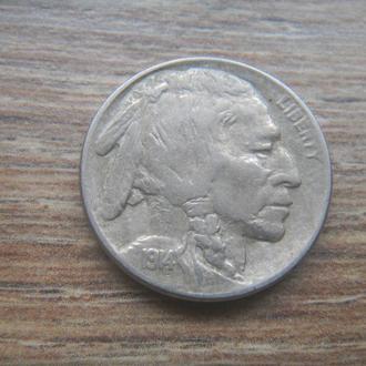 США 5 центов 1914 (US22)
