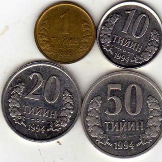 Узбекистан 1994г