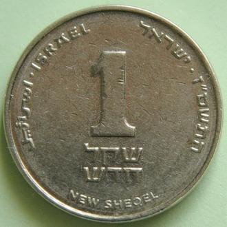 (А) Израиль 1 шекель 2007