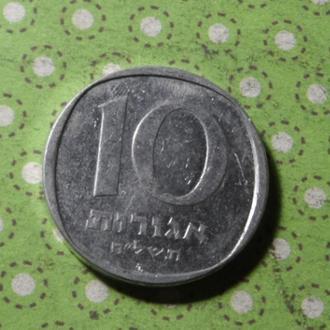 Израиль монета 10 !