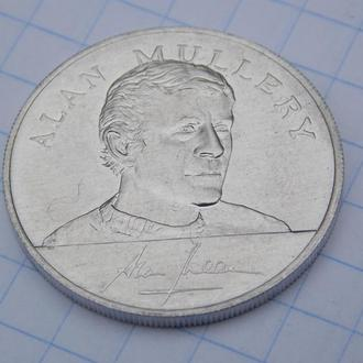 World Cup Coins ESSO Mexico 1970  Alan Mullery