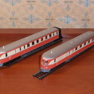 Дизель-поезд VT137 PIKO H0