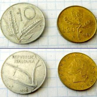 Бразилия 2 монеты