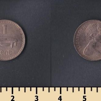 ФИДЖИ 1 ЦЕНТ 1976