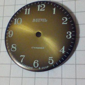 Цыферблат на часы Восток 2209.