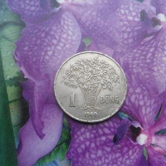 Вьетнам 1донг 1960г