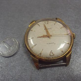 часы наручные ракета позолота Ау20 №75