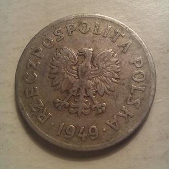Монета Польши.