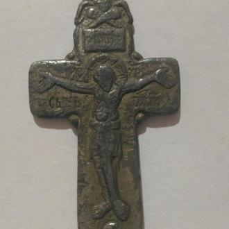Крест церковный ручной работы не известного происхождения