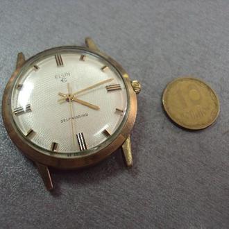 часы наручные циферблат механизм elgin №206