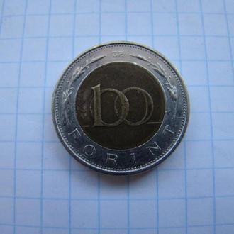 100 форинтов 1996 г., Венгрия.