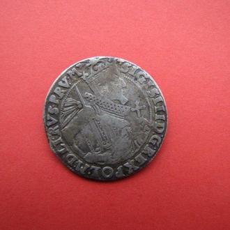Орт 1623 Сигизмунд ІІІ Ваза,(18) Польша