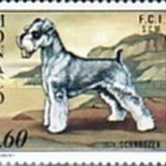 Монако 1974 Собака