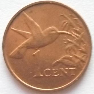 Тринидад и Тобаго 1 цент 1995