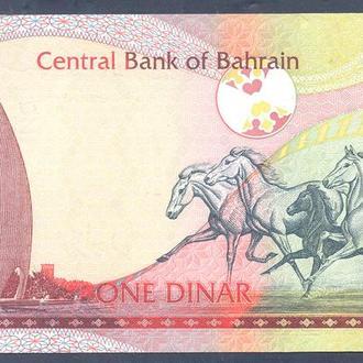 Боны Азия Бахрейн 1 динар 2006 г.